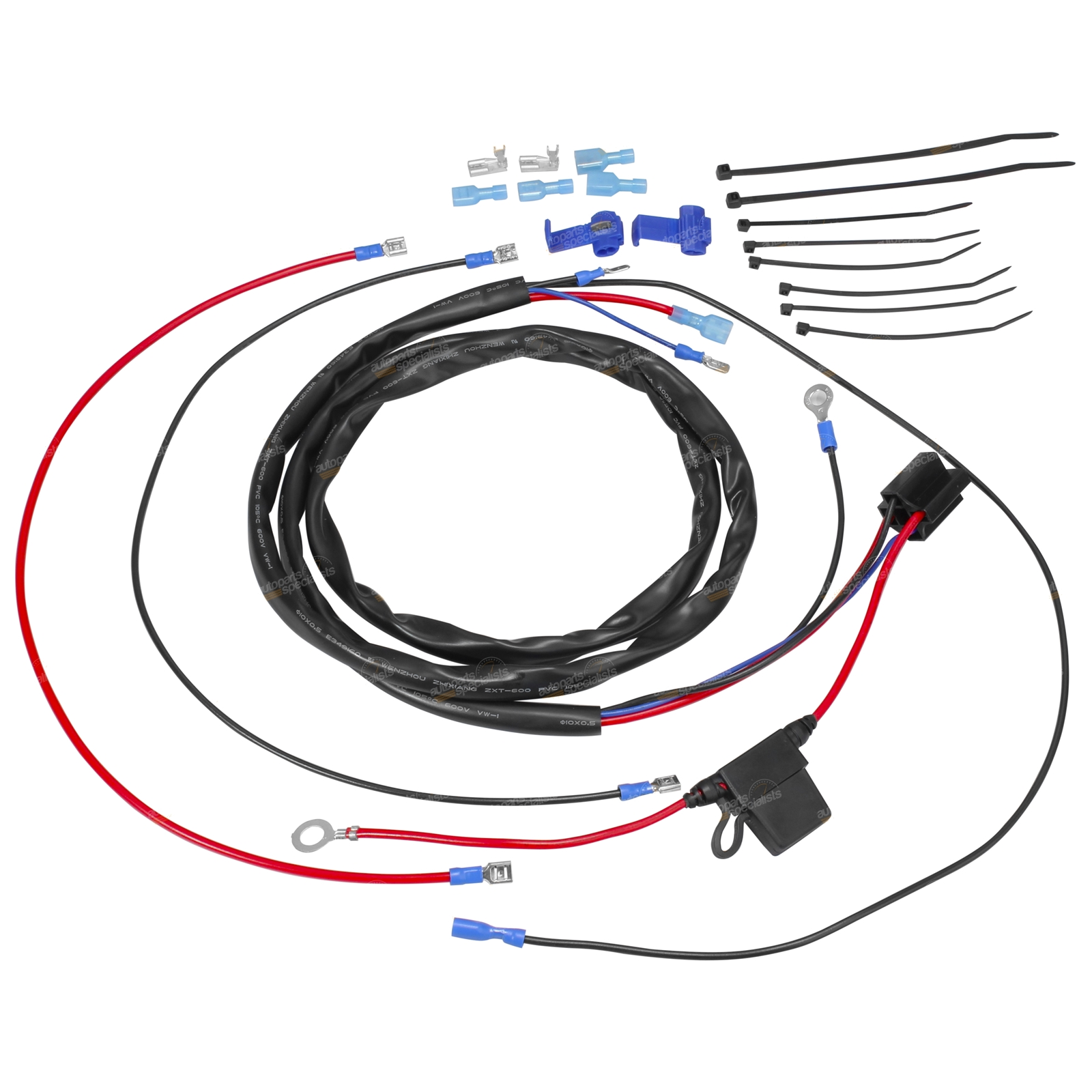 Horn Relay Wiring Kit Plug N Play Stebel Nautilus Air